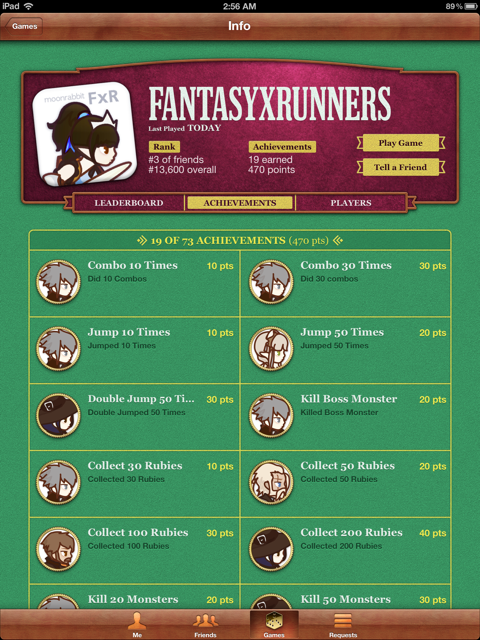 FANTASYxRUNNERS Receives 'Major Update,' But Exactly How Major?