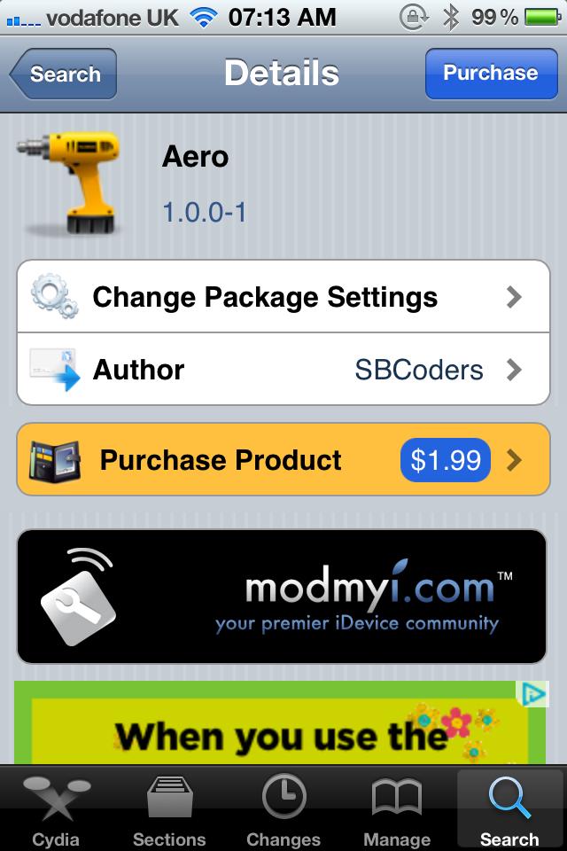 Jailbreak Only: Aero - It's Multitasking, Reimagined