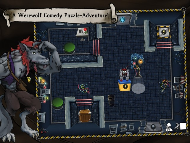 MacGuffin's Curse Hits The App Store: A Werewolf Comedy Adventure Like No Other