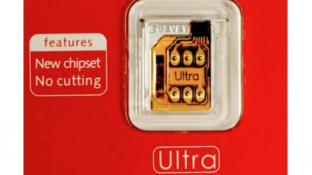 Gevey Launches New Ultra SIM 5.1 For The iPhone 4