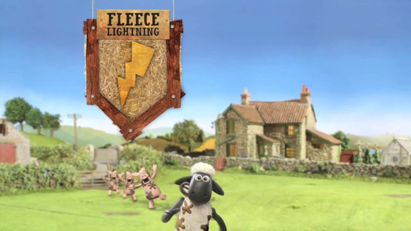 Shaun The Sheep's Fleece Lightning Striking In The App Store Soon