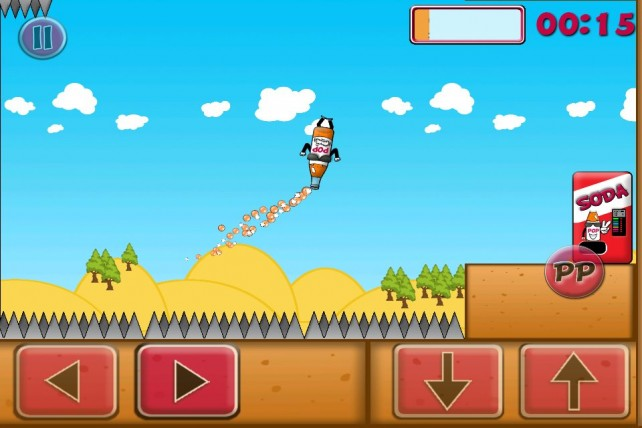Frenzy Pop Puts Some Fizz To Platform Gaming On iOS