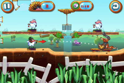 Saving Private Sheep 2 Reporting For Duty In The App Store