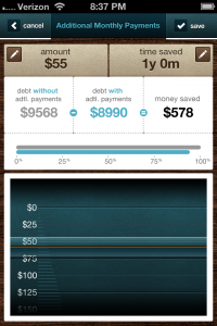Debt Snowball+ by Derek Clark screenshot