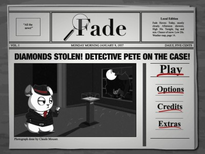 Fade Brings Out Your Inner Sleuth, Plus A Chance To Win!