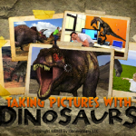 Quirky App Of The Day: Taking Pictures With Dinosaurs