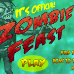 Quirky App Of The Day: Zombie Feast