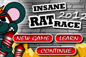 2012 Insane Rat Race by ICON MOBI screenshot