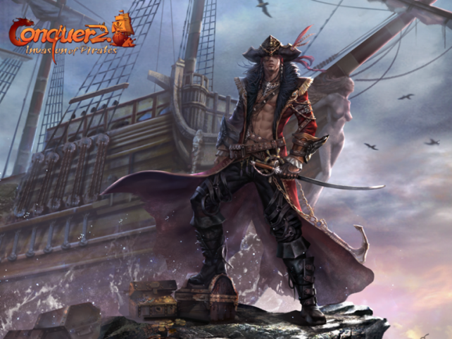 The Pirates Have Landed In Conquer Online