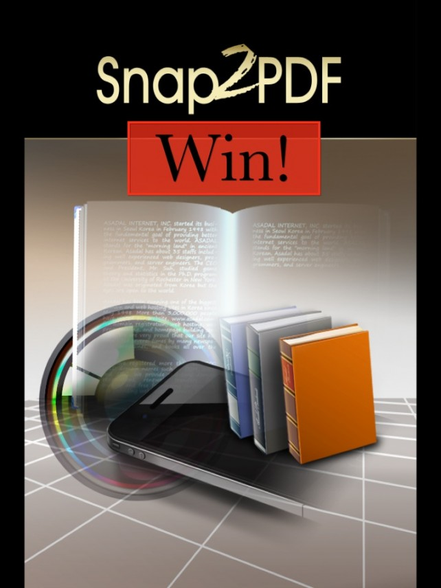 Win A Copy Of Snap2PDF