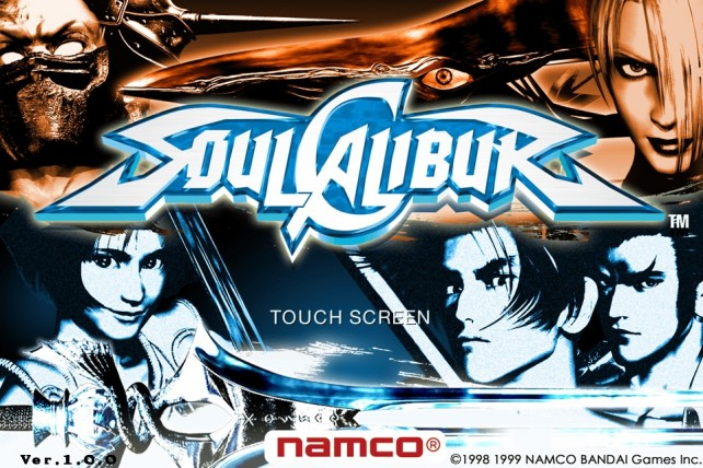 Better Late Than Never, SOULCALIBUR Gets Versus Mode