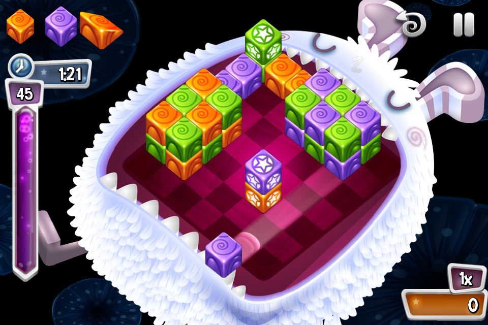 Cubis Creatures Is A Refreshing New Take On Your Classic Match-Three Puzzle Game