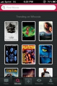 Whoovie by Whoovie screenshot
