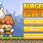 Help Burger Cat Get His 'Om Nom Nom' On