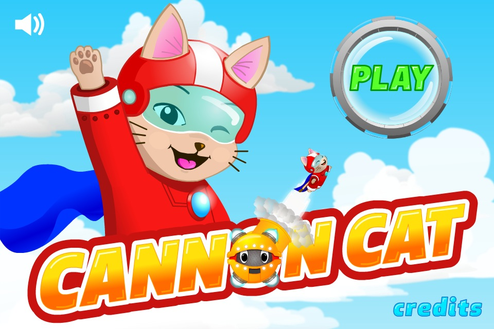 Cannon Cat Is Here To Save The Day