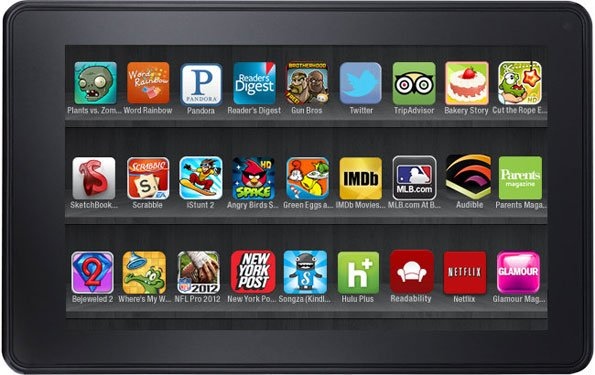 Amazon's Ecosystem Growing Up, As Company Prepares To Offer In-App Purchases