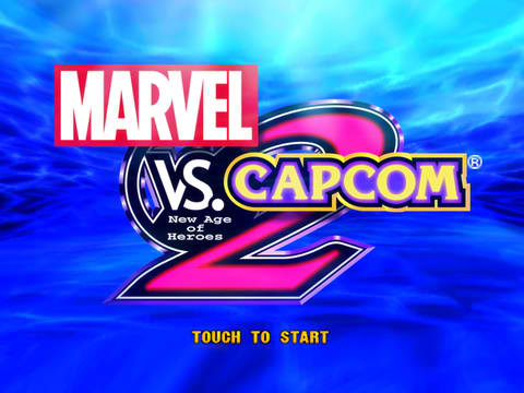 Marvel Vs. Capcom 2: New Age Of Heroes Now In Full Fighting Mode In The App Store