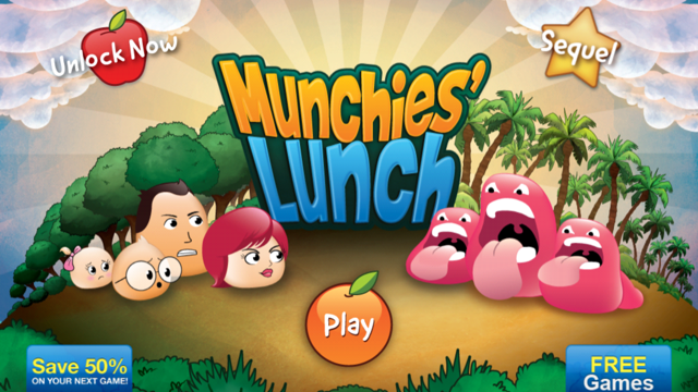 Hungry For Some Puzzle Adventure Goodness? Help Yourself With Munchie's Lunch