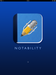 Notability Takes Note Of The New iPad's Retina Display