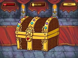 Treasure Swipe by Workinman screenshot