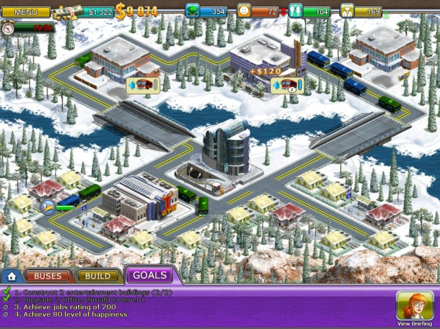 Test Your Resort Building Skills In Virtual City 2: Paradise Resort HD