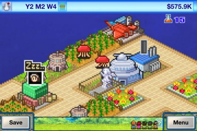 Build A Thriving Planet In Epic Astro Story, Kairosoft's Newest Title