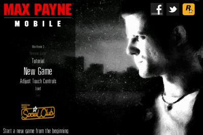 Bullet Time Is Back With Max Payne Mobile