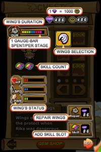 Panicky Angel by Digitalfrog screenshot