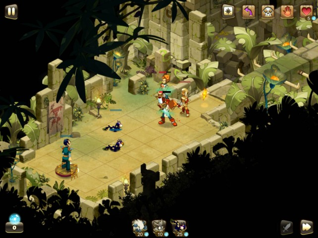 Forget Lane Defending, DOFUS: Battles 2 HD Is All About The Attack