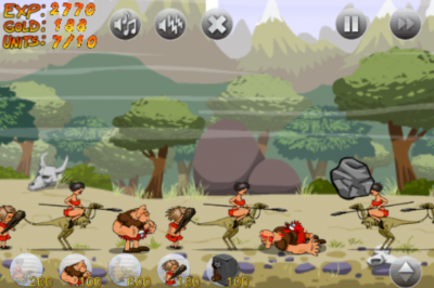 Evolve Into A Dominating Soldier In War Evolution