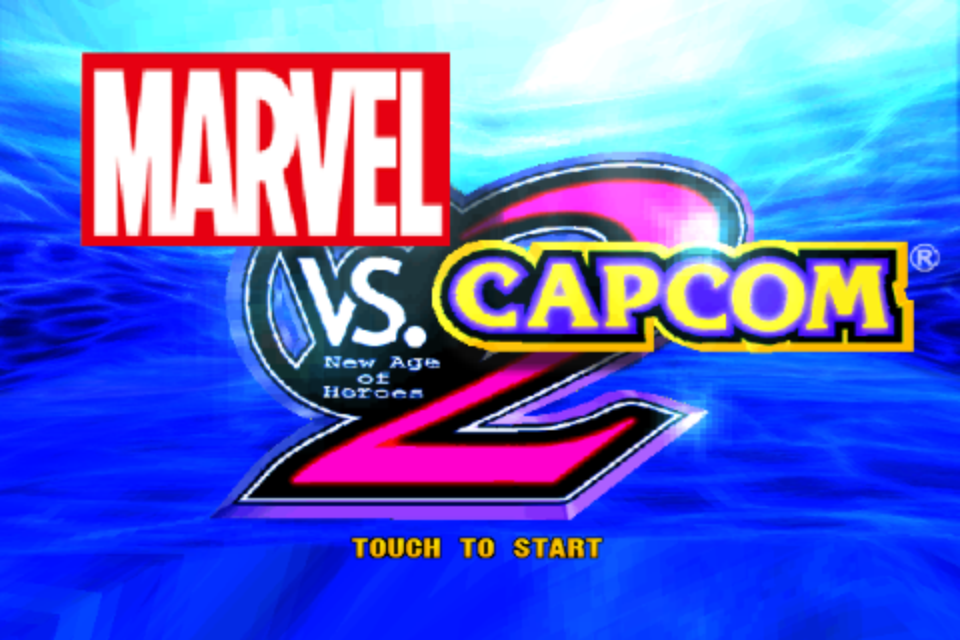 Pick Your Side In Marvel Vs. Capcom 2