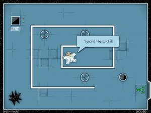 Space Survivors by Single Button screenshot