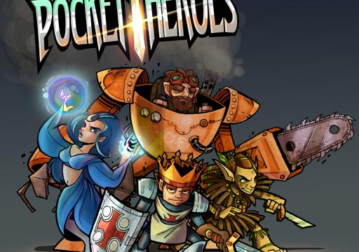 Pocket Heroes Coming Soon to iOS