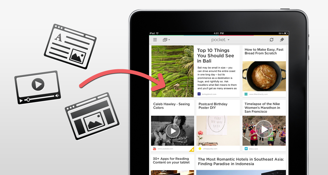 Read It Later Is Now Pocket, Goes Free, And Gets A Major UI Overhaul
