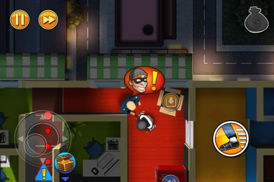 Robbery Bob Sneaking Into The App Store Soon