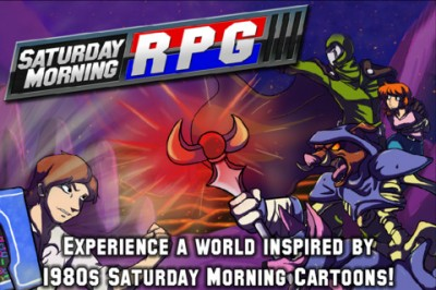 Relive Your Youth With Saturday Morning RPG