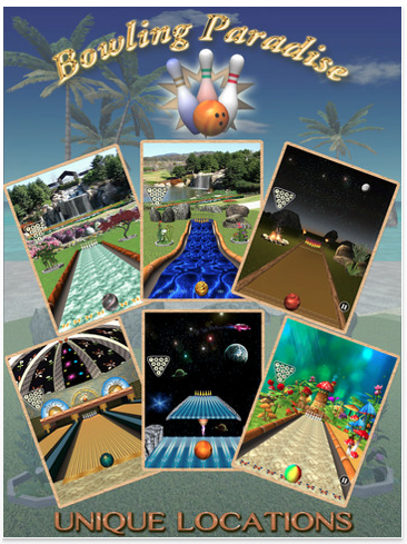Win A Copy Of Updated Game Bowling Paradise