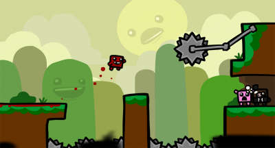 Super Meat Boy Heading To iOS Soon!