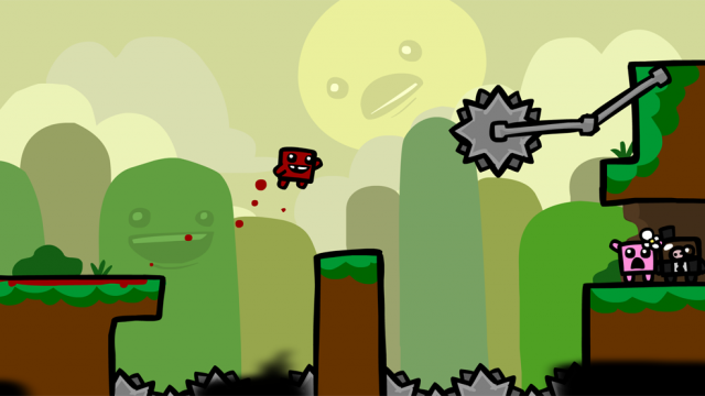 Super Meat Boy Heading To iOS Soon!