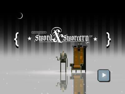 What Is This Sworcery? Superbrothers: Sword & Sworcery EP Updated For The Retina iPad