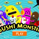 Math Plus Fun Equals Sushi Monster!