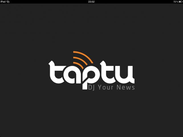 Social News Reader Taptu Updated With Retina iPad Graphics ... Not!