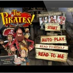 Fulfill Your Dream Of Becoming The Pirate Of The Year With The Pirates! Band Of Misfits Movie Storybook