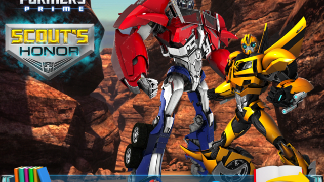 Ruckus Media Relaunches Its Book Apps Platform With Transformers And More