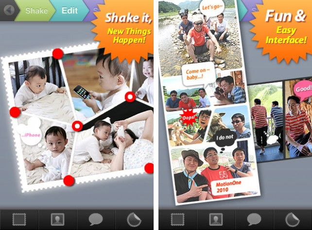 PhotoShake! Update Brings Instagram Support And More