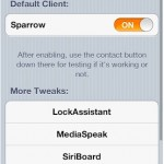 Jailbreak Only: Sparrow+ To Make Sparrow Even Better