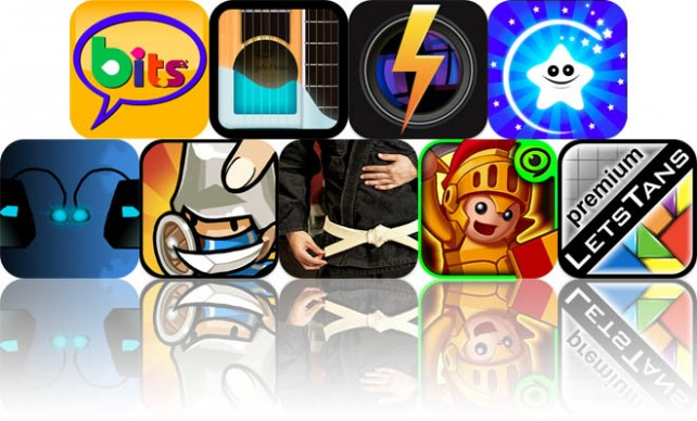 Today's Apps Gone Free: Buncee Bits, GuitarPad, ACDSee Camera Flash, And More