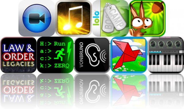 Today's Apps Gone Free: Blux Movie, TuneBot, Boot Camp Challenge, And More