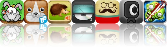 Today's Apps Gone Free: Chubby Bunny, Puss In Boots - The Great Adventure, Animals For Tots, And More