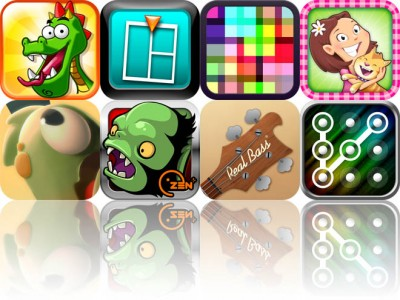 Today's Apps Gone Free: Feed That Dragon, InFrame Cut, Makanim, And More